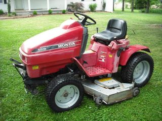 Honda 5518 Lawn Tractor