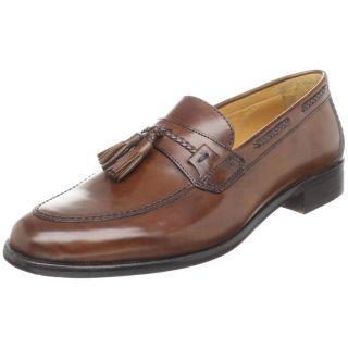Johnston Murphy Mens Vauter Tassel Tan Shoe 15 0780