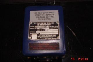 Lear Siegler Gen Control Unit P N 51530 007B