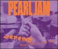Pearl Jam Jeremy CD Single Australia 3 Track