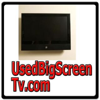 Used Big Screen Tv com TELEVISION SET FLAT LCD HD MONITOR MARKET