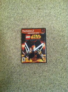 Greatest Hits Lego Star Wars The Video Game Sony PlayStation 2 2005