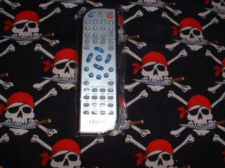 New Haier DVD Remote Control TV 5620 85 DVD6200