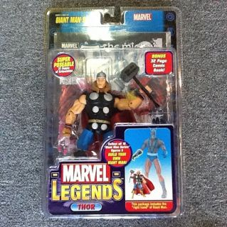 Marvel Legends Thor Giant Man Series Avengers Mint in Unopened Package