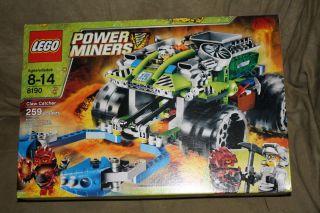 Lego Power Miners Set 8190 Claw Catcher