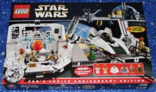 Lego Star Wars Classic Home One Mon Calamari Star Cruiser New Play