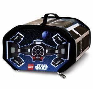 ZipBin Lego Star Wars Tie Fighter Carry Case Mat