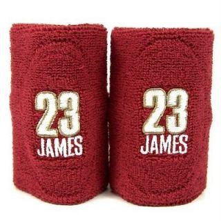 Lebron James Cleveland Cavaliers Wristbands Sweatbands