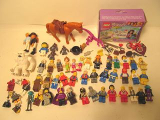LEGOS MINI FIGS LEGO FIGURE HARRY POTTER STAR WARS + CHARACTER LOT