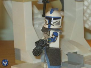 Lego Star Wars Custom Clone Star Wars Clone Wars Custom Original 501st