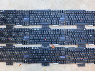 Lot 9 IBM Lenovo Thinkpad T60 T61 R61 T400 W500 W700 T500 R500 Laptop
