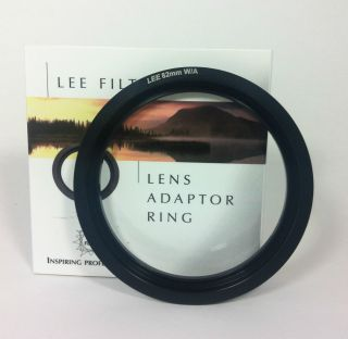 Lee Filters 82mm Wide Angle Lens Adapter Ring