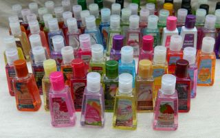 Bath Body Works PocketBac U Choose Listing 1 Hand Gel