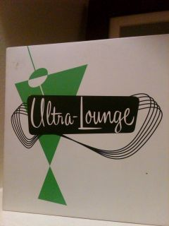 Ultra Lounge Les Baxter Louis Prima Julie London Mambo Cha Cha CD RARE