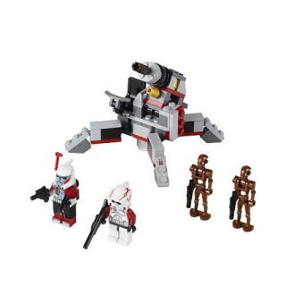 LEGO Star Wars Elite Clone Trooper and Commando Droid Battle Pack 9488