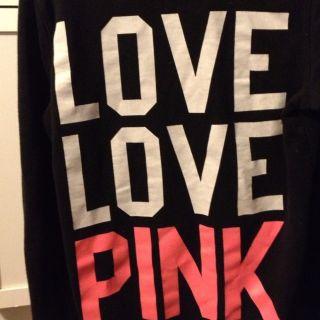 Victoria Secret Pink Hoodie M