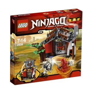 BRAND NEW SEALED IN BOX LEGO NINJAGO BLACKSMITH SHOP 2508 RETIRED HTF