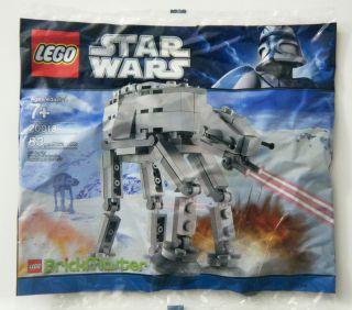 Lego 20018 Star Wars Brickmaster Edition at at Walker RARE