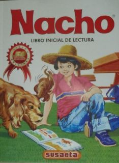 2011 REVISED EDITION NACHO LEE LIBRO INICIAL DE LECTURA SUSAETA