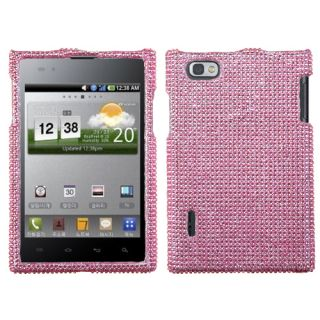 For LG Intuition VS950 Crystal Diamond Bling Hard Case Phone Cover