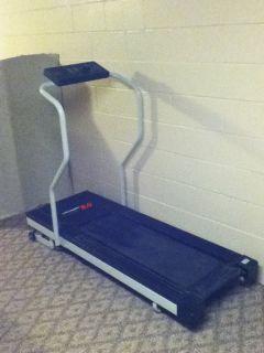Lifestyler 8.0 Treadmill w/ Accusmart Motivational Fitness
