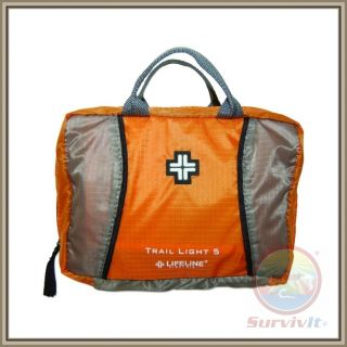 Trail Light 5 Emergency First Aid Kit 99 Pieces by Lifeline