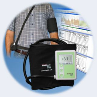 Meditech Ambulatory Blood Pressure Monitor ABPM 05