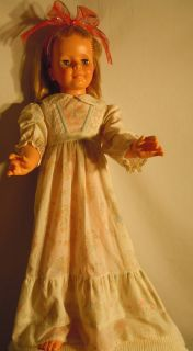 Patti Play PAL Doll 35 Tall Marked Ideal 35 5 Lifesize Doll
