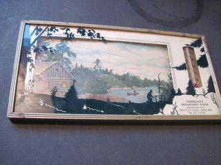 Vintage Liebermans Department Store Detroit, Michigan Advertising