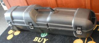 Golf Guard Travel Case Hard Shell w Rolling Wheels Like Luggage