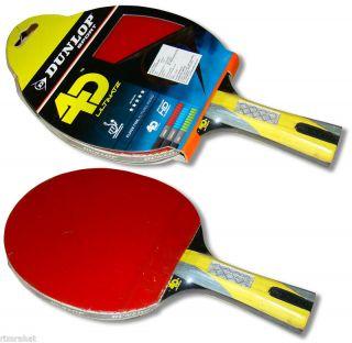 Dunlop 4D Ultimate Table Tennis Bat