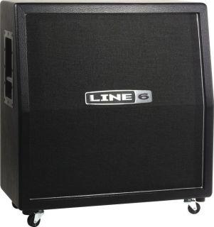 Line 6 Spider Valve 412VS 240W 4x12 Guitar Speaker Cabinet Slant