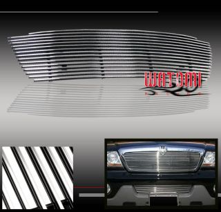 03 04 05 06 Lincoln Aviator Front Billet Grille Grill