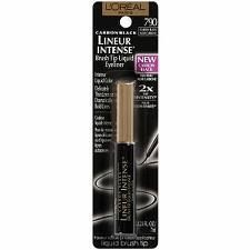 Oreal Lineur Intense Brush Tip Liquid Eyeliner 790 Carbon Black