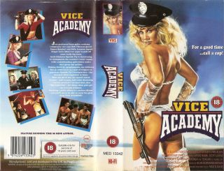 Vice Academy 2 Video Linnea Quigley Ginger Lynn Allen