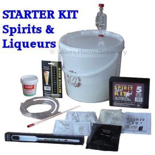 5L Home Brew High Alcohol Base Spirit Vodka Spirits Liqueurs
