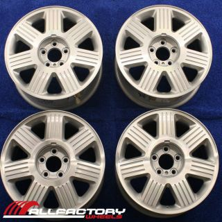 Lincoln Aviator 17 2003 2004 2005 Factory Wheels Rims Set 4 Four 3510