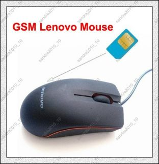 SIM Card hidden Spy Ear Bug listening device Surveillance Lenovo Mouse