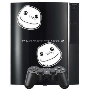 Little Big Planet Sackboy Vinyl Decal Sticker PS3