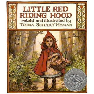 Little Red Riding Hood Softcover Book Ages 4 8