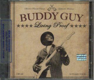Buddy Guy Living Proof SEALED CD New 2010