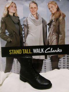 Clarks Ladies Mortimer Liz Ladies Black Casual Ankle Boots