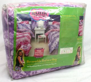 Lizzie McGuire Comforter Bedding Twin Size Girls Bed Comforter