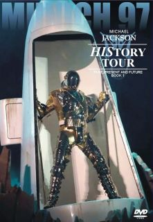 Michael Jackson History World Tour Live in Munich 1997 Dual DVD RARE