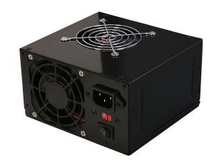 LOGISYS Computer PS550ABK 550Watts ATX12V Power Supply With SATA and