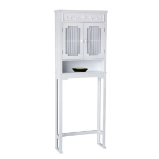 Lisbon Space Saver Cabinet White Bathroom Cabinet Home Nice New