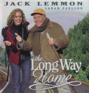 Long Way Home Jack Lemmon Sexy Sarah Paulson New DVD