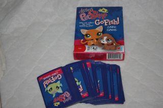 Littlest Pet Shop Go Fish Card Game