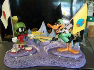 WB Looney Tunes Spotlight Daffy Duck Dodgers Marvin The Martian BNIB