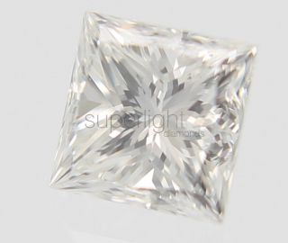 Color VVS1 Princess Buy Natural Loose Diamond 3 84x3 99mm